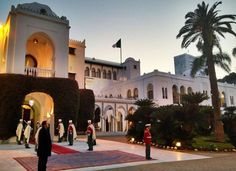 Palais du peuple (Palais présidentiel) - Alger