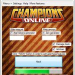 Download free online Game Hack Cheats Tool Facebook Or Mobile Games key or generator for programs all for free download just get on the Mirror links,Champions Online Hack Cheat Download Hello there this is an excelent tool for the game Champions:The game is more action-oriented than most MMOs. Successful
