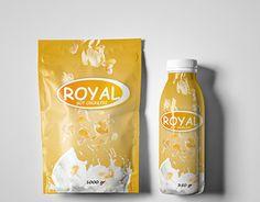 "Check out new work on my @Behance portfolio: ""Royal Süt Ürünleri"" http://be.net/gallery/33748232/Royal-Suet-UEruenleri"