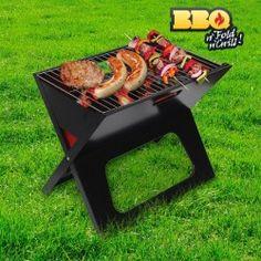 BARBACOA PORTÁTIL PLEGABLE BBQ QUICK
