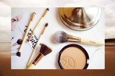new #makeup #brushes by Rossmann - check out www.modewahnsinn.de for more...