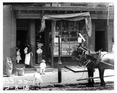 North 7th Street - Williamsburg - Brooklyn, NY 1918