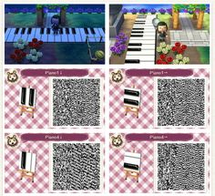 Animal Crossing Qr Codes love