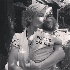 How cute are Elsa Pataky and her son?