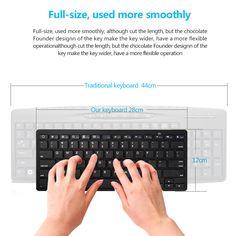 V9 Wireless Bluetooth Keyboard