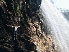 Cedar falls trail, Petit Jean Arkansas