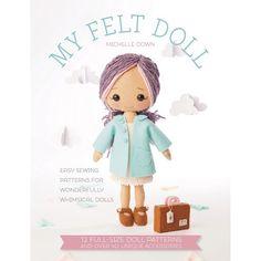 My Felt Doll PRE-ORDER OCTOBER 2015