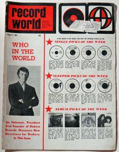 Record World Magazine (8-2-69)