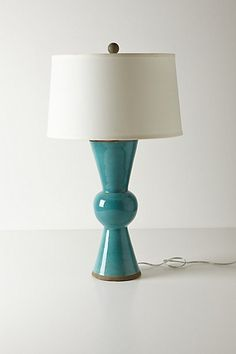Deco Lamp Ensemble #Anthropologie #PinToWin For our nightstands!!