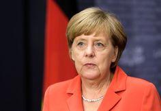 """Merkel in Riga: """"Deutschland ist bereit, seinen Beitrag zu leisten"""""""