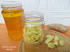 Cooking Recipes, Healthy Recipes, Healthy Food, Pickles, Cucumber, Mason Jars, Honey, Herbs, Chocolate