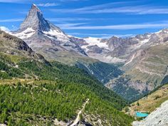 Zermatt is a postcard-perfect Swiss village with charming wooden chalets & flowers adorning the windows, snowy mountains dominating the landscape (Hello, Matterhorn!) and stellar Swiss engineering enabling you to visit those mountains! Read here for the best things to do in Zermatt & useful information on planning your trip. Things to do in Switzerland | Best places to visit in Switzerland | Hidden gems in Switzerland | Zermatt what to do| #switzerland #MyFaultyCompass #zermatt #matterhorn Travel Around The World, Around The Worlds, Switzerland Travel Guide, Small Waterfall, Snowy Mountains, Zermatt, Europe Travel Guide, Plan Your Trip, Cool Places To Visit