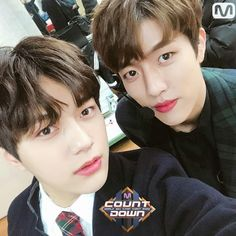 L and Sungyeol ❤