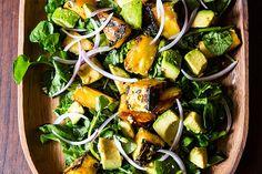 How to Make Cuban Avocado, Watercress, and Pineapple Salad