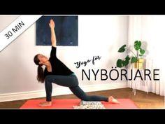 30 MIN Yoga för nybörjare - Annas yoga studio - YouTube