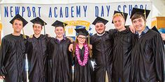The Newport Academy Day School provides a safe environment for teens to stay anchored.