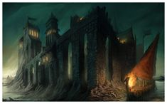 Archive The 9 Worst Destinations In Westeros A Game of Thrones Travel Guide :iconeawood: &. Game of Thrones: 9 Worst Destinations In Westeros Fantasy Castle, Fantasy Rpg, Game Of Thones, Savage Worlds, Game Of Thrones Art, Thing 1, Deviantart, Winter Is Coming, Scenery