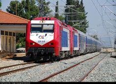 RailPictures.Net Photo: 220 015 OSE Hellenic Railways ADtranz DE2000 at Tanagra, Greece by GianniosB