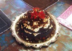 Naked cake rápido e delicioso!