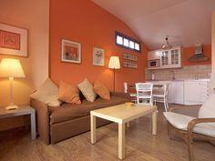 Ático de los Apartamentos Ezcaray #Ezcaray #LaRioja #LaRiojaApetece #Turismo #Rural #Apartamentos #Apartamento #ocio #vacaciones #montaña #hotel #Hoteles