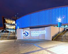 Philips Color Kinetics - Barclaycard Arena , Birmingham, United Kingdom
