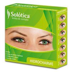 87d6aa115032a Solotica Hidrocharme son los lentes de contacto de colores anuales de la  famosisima Marca Solotica de