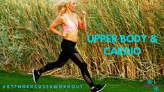 Kayla Tocco Fitness No Excuses Workout | Upper Body Day