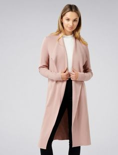 Loved it, so I have the black version as well that can double up as a coat. Forever Yours, Forever New, Knit Dress, Knitwear, Duster Coat, Bodycon Dress, Knitting, Sweaters, Jumpers