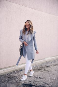 THE PERFECT TRENCH COAT - STEPHANIE STERJOVSKI