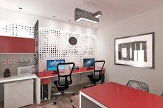 Home office da Aresto Arquitetura em Louveira | Aresto