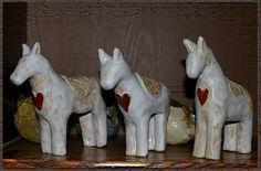 Valentine horses