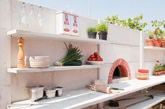 Outdoor Kitchen Designs Build Outdoor Kitchen, Outdoor Kitchen Design, Outdoor Cooking, Outdoor Kitchens, Outdoor Fun, Outdoor Spaces, Outdoor Living, Outdoor Ideas, Kitchen Canopy