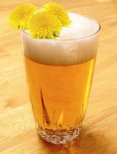 Dandelion Beer Recipes for Springtime! | E. C. Kraus Homebrewing Blog