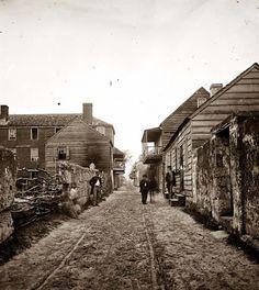 US Slave: St. Augustine, Florida Slave Market