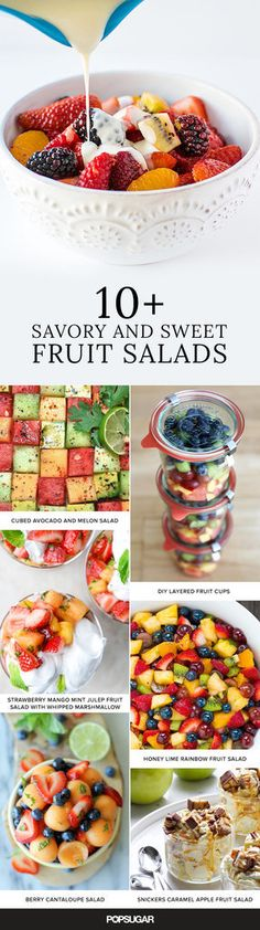 13 Fruit Salads That Run the Gamut From Classic to Savory to Retro
