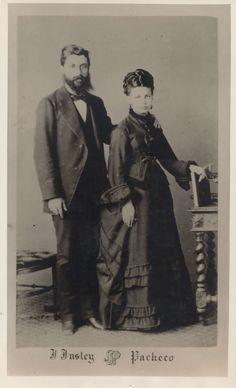 Barão e Baronesa de São Geraldo