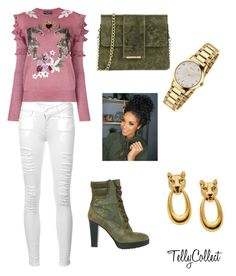 """""""Cheetah Fatigue"""" by tellycollect on Polyvore featuring Dolce&Gabbana, Hogan, Frame, Tuscany Leather, Gucci and Cartier"""