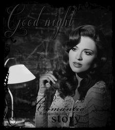 Good night, Love, Gif