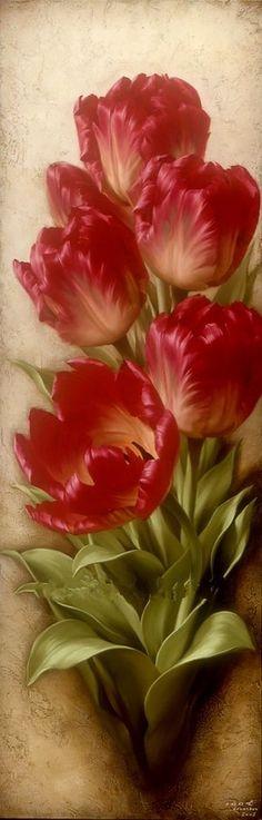 igor levashov - tulips