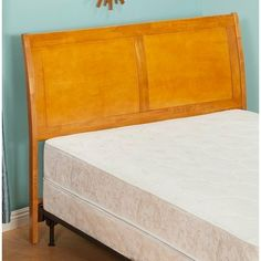Atlantic Furniture Urban Lifestyle Portland Queen Headboard Only by Atlantic Furniture. $172.00. Headboard attaches to a metal bed frame. Eco-Friendly, solid hardwood construction. Our painted furniture may also utilize CARB certified low formaldehyde MDF produced from plantation-grown hardwood.. The curved panel architecture of the Portland bestows a gentle sleigh profile.Some assembly may be required. Please see product details. Some assembly may be required. Please see produ...
