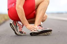 Photo about Broken twisted ankle - running sport injury. Male runner touching foot in pain due to sprained ankle. Image of foot, legs, injuries - 26261091 Ankle Pain, Heel Pain, Foot Pain, Ankle Compression Sleeve, Tendon D'achille, Achilles Tendon, Weak Ankles, Strengthen Ankles, Running Injuries