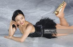 Marin Honda of Japan, the 2016 world junior figure skating champion, performs in the 'Fantasy on Ice' show at Makuhari Messe in Chiba, east of Tokyo, on May 26, 2017. ==Kyodo
