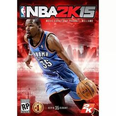 KD's new cover