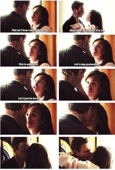 Scandal - Olivia & Fitz #3.13 #Season3 #Olitz