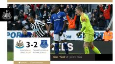 """""""FULL TIME - Newcastle United 3 Everton What a comeback from the Magpies! Newcastle United Fc, Match Of The Day, Everton, For Your Health, Comebacks, Twitter Sign Up"""