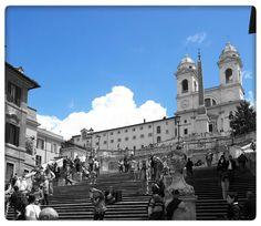Rome Piazza di Spagna