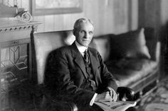 5 Myths About Henry Ford