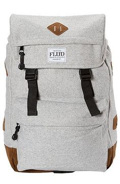 Flud Watches The Rucksack in Grey Flud Watches. $80.00