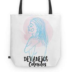 Bolsa Devaneios de @devaneioscoloridos | Colab55