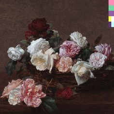 Peter Saville's sleeve design for New Order's Power, Corruption and Lies